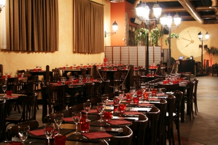 Discopub: Disco Restaurant Lo Stacco